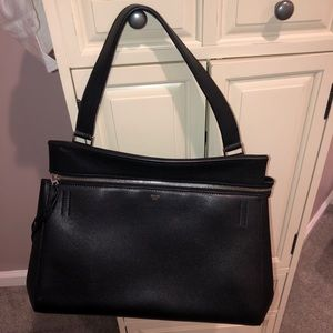 Celine Black Edge handbag